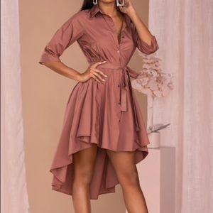 Dresses & Skirts - Brand new Mauve dress
